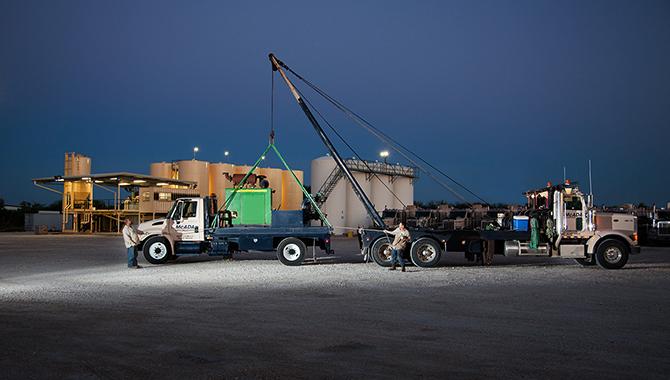 Drilling fluids gin pole trucks click for details gin pole trucks